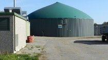Biogas Anlage Nettgau