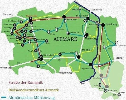 Altmärkischer Mühlenweg