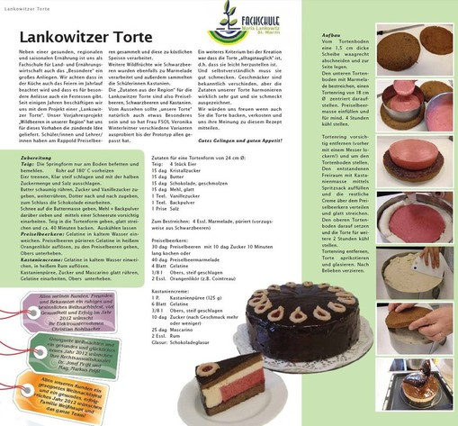 Lankowitzer Torte