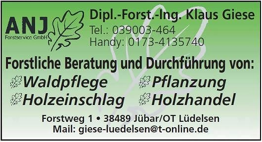 ANJ Forstservice GmbH