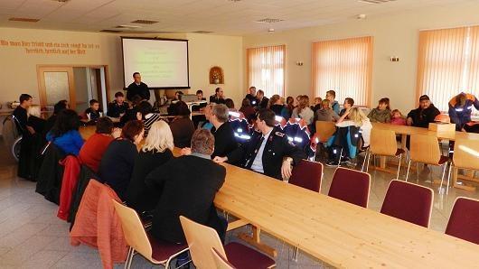 - Jahreshauptversammlung der Jugendfeuerwehr in der Gemeinde Jübar -