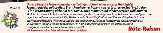 20140307 Frauentagsfeier