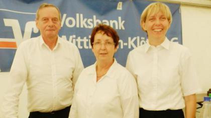 Ingrid und Juergen Schwieger