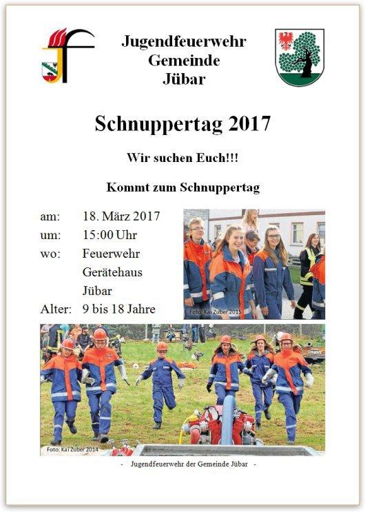 20170318 JFW Schnuppertag