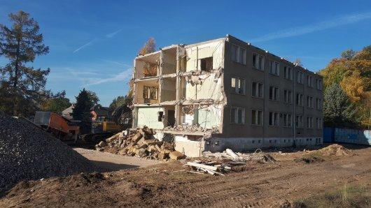 20181103 NVA-Kaserne Abriss 2