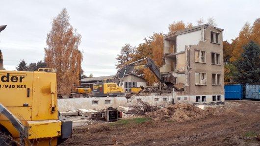 20181108 NVA-Kaserne Abriss 4