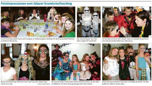 20190304 Volksstimme - Jübar - Fotoimpressionen vom Jübarer Grundschulfasching