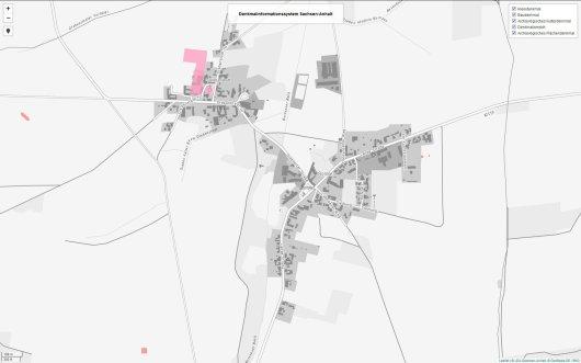Denkmale in Bornsen-Drebenstedt Übersicht