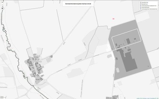 Denkmale in Gladdenstedt Übersicht