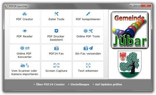 pdf24-Creator-Jübar