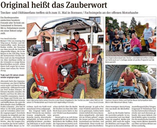 20190821 Volksstimme - Bornsen - Trecker- und Oldtimertreffen (David Schröder)