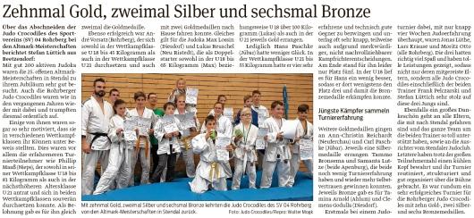 20191105 Volkssstimme - Judo Crocodiles - Altmark-Meisterschaften (Walter Mogk)