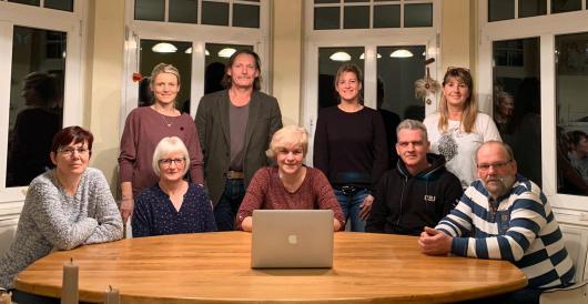 20190815 Heimatverein Hanum - Gründungsmitglieder
