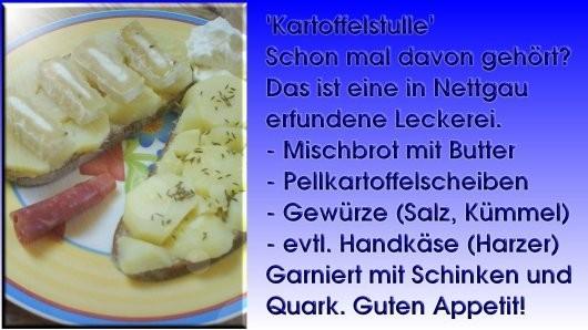 Kartoffelstulle