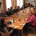 20171003 - Wendischbrome - Einheits-Frühstück im DGH -