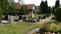 - Friedhof Gladdenstedt -