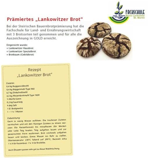 Lankowitzer Brot