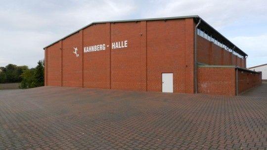 "- Sporthalle Jübar ""Kahnberghalle"" -"