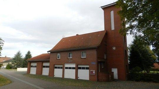 - Freiwillige Feuerwehr Jübar -