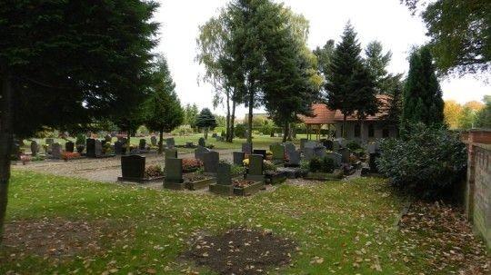 Jübarer Friedhof