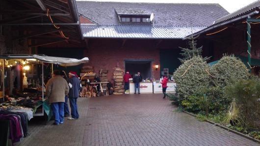 Weihnachtsmarkt auf dem Jakubik - Hof