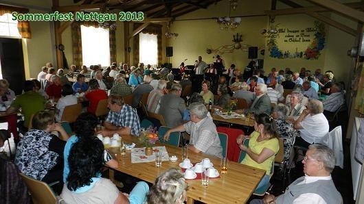 Dorf-/Sommerfest 2013 in Nettgau