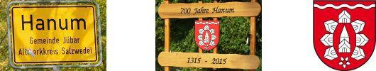 Wappen Hanum