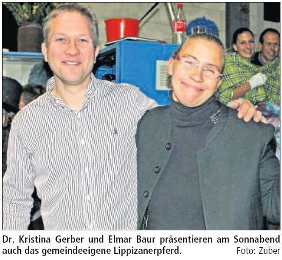 20150918 Altmark Zeitung - Hanum - Gemeindepferd