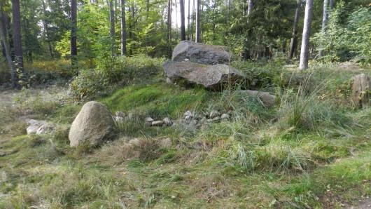 Großsteingräber Lüdelsen