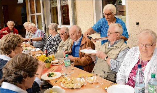 20180831 Volksstimme - Bornsen - Senioren-Grillnachmittag - von Anke Pelczarski