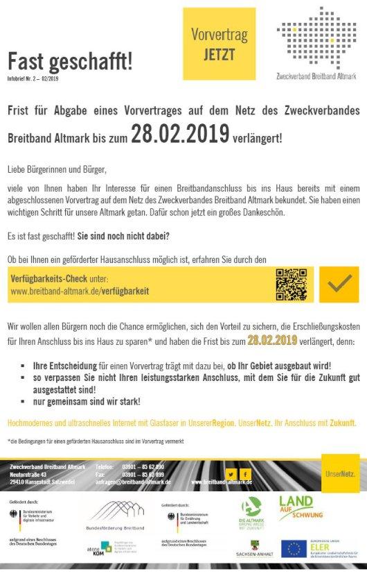 20190206 ZBA Bürgerinfo - Verlängerung des Aktionszeitraumes