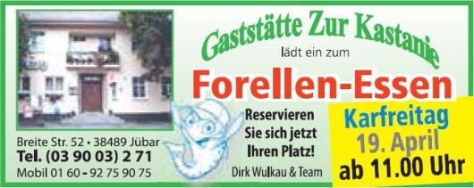 20190419 Forellenessen 'Zur Kastanie'