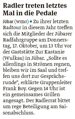 20191008 Volksstimme - Jübar - Grill-Treffen zum Saisonabschluss (Walter Mogk)