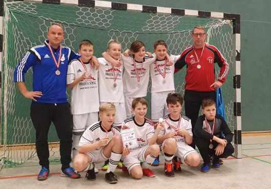 20191222 FCJB - D-Junioren - 2. Platz bei den HKM, ungeschlagen, Feels Bad man (Benjamin Hendrich)