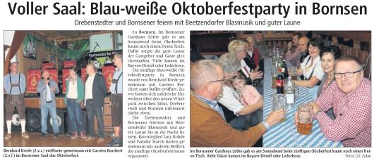 20171016 Altmark Zeitung - Bornsen - Oktoberfest der Windkraftanlagen (Kai Zuber)