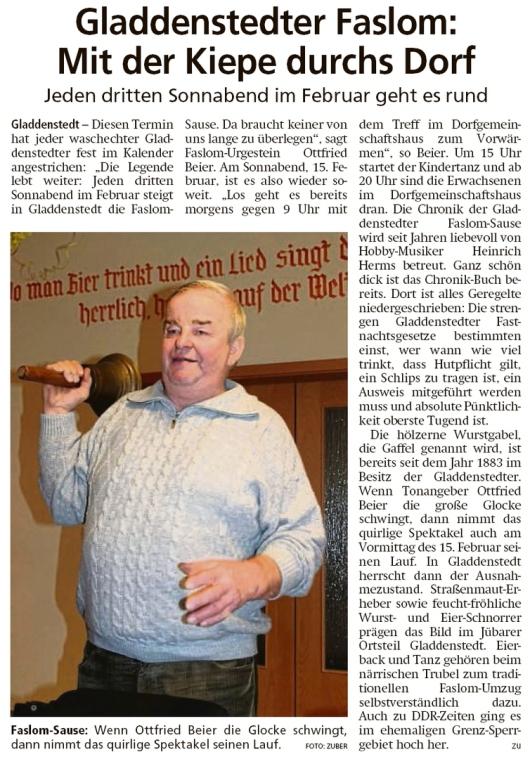 20200203 Altmark Zeitung - Gladdenstedt - Volle Wurstgabel und Eierkiepe (Kai Zuber)
