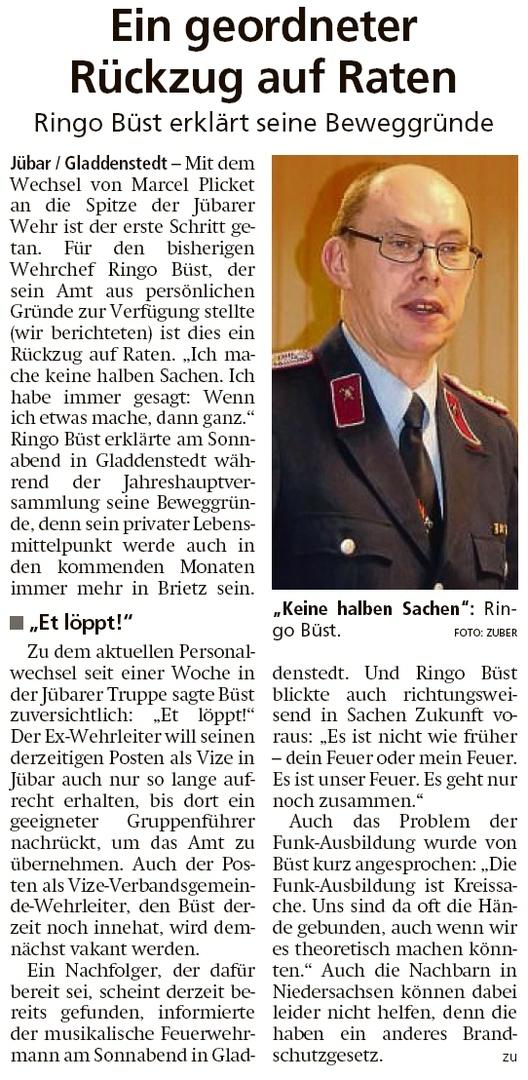 20200203 Altmark Zeitung - Gemeinde - FFW - Ringo Büst will keine 'Halben Sachen' machen (Kai Zuber)