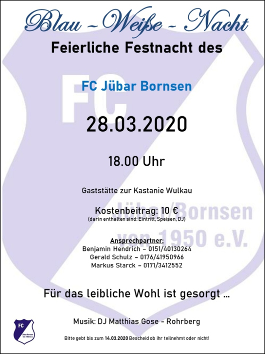 20200209 FCJB Einladung zur Feierlichen Festnacht