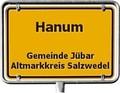 Ortsteil Hanum